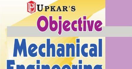 Mechanical Objective Book Pdf