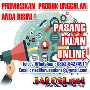 pasang iklan online