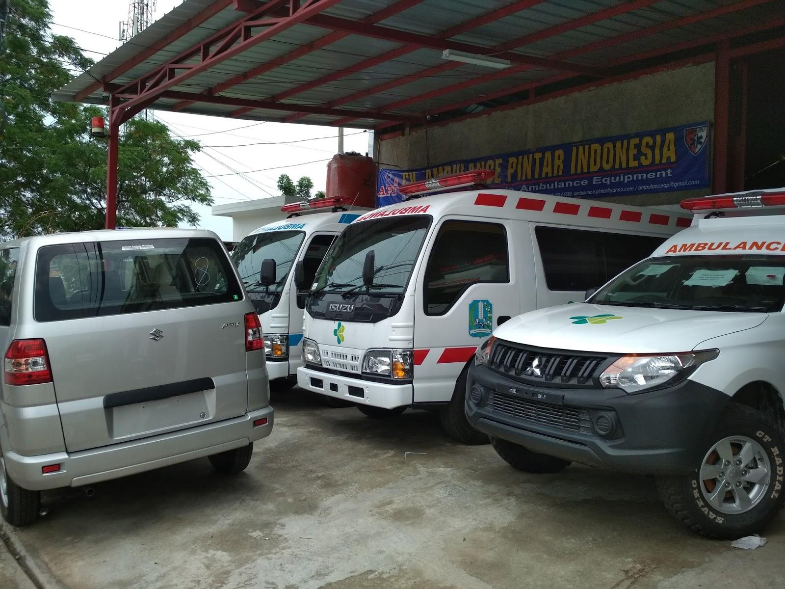 Karoseri Ambulance Api Ambulance Isuzu Elf Nlr Harga Ambulance 2018