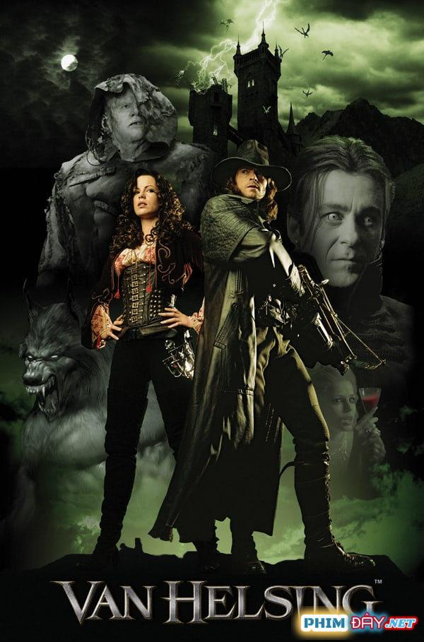 Khắc Tinh Của Ma Cà Rồng - Van Helsing (2004)