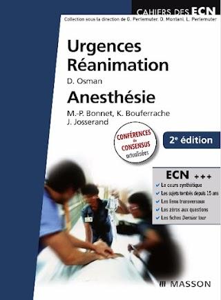 Cahiers des ECN : Urgence Reanimation