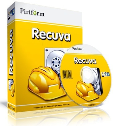 Recuva For PC Windows 10, 8, 7 Laptop Free Download