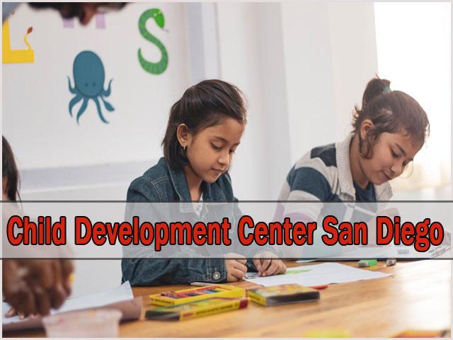 Child Development Center San Diego | Best CDC List