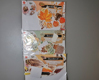 zakupy action zestaw dekoracyjny decotime