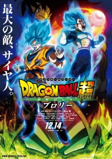 Dragon Ball Super Movie: Broly Opening/Ending Mp3 [Complete]