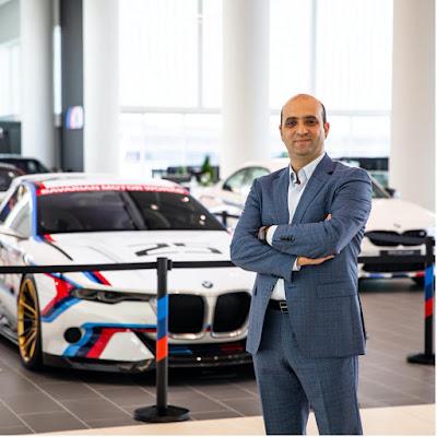 المركز الميكانيكي للخليج العربي يعلن عن تعيين عزت أنطاكي في منصب مدير الفرع في صالة عرض موتور سيتي