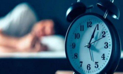 Οι ώρες της μεσημβρινής και νυκτερινής ησυχίας καθορίζονται κατά τη χειμερινή περίοδο