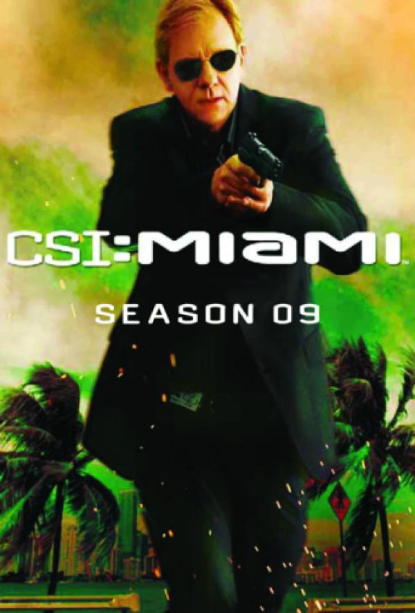 CSI Miami Temporada 9 Latino
