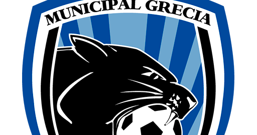 Resultado de imagen para MUNICIPAL GRECIA LOGO