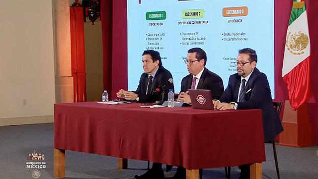 México confirma dos nuevos casos de coronavirus y asciende a 15 el número de contagios