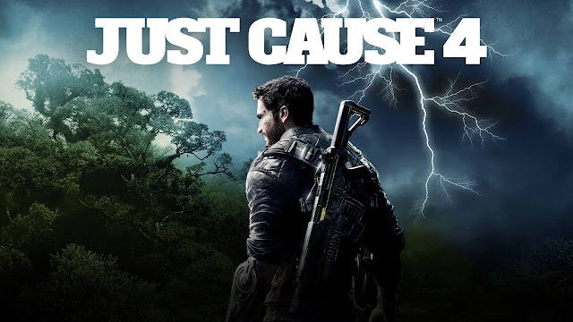 Tải Game Just Cause 4 (Just Cause 4 Free Download)