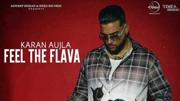 feel the flava itz all good karan aujla lyrics