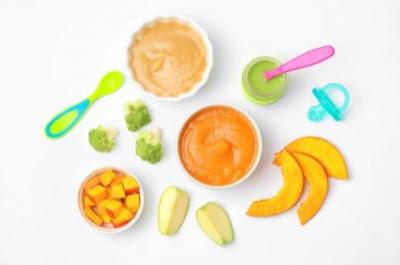 6 Daftar Bahan Makanan Sehat untuk MPASI Bayi Bunda