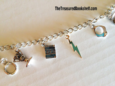 Harry Potter Horcrux Charm Bracelet