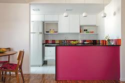 cozinhas americanas apartamentos pequenos sala cozinha americana apartamento pequeno cocina uma pequena decoracao cor casa um cores