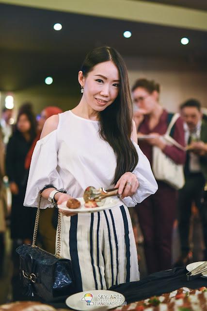 Mi-Ki Choong - Le French Film Festival 2018 Launching at GSC Pavilion KL, Malaysia