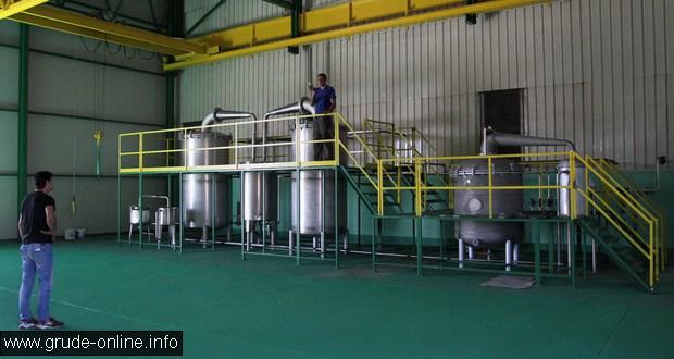 FOTO: Grudska destilerija spremna za otkup, u tijeku prijava proizvođača