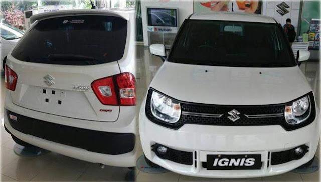 Suzuki_Ignis_GL_Luxury_putih