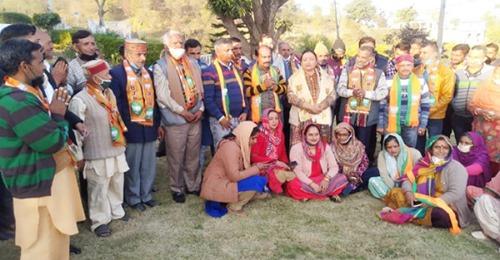हिमाचल: निर्विरोध चुनी जेपी नड्डा की गृह पंचायत विजयपुर, सरकार से मिलेंगे 10 लाख