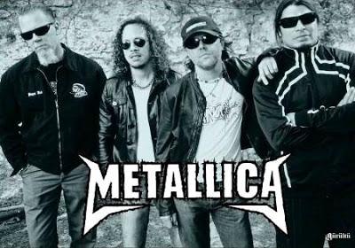 Foto de Metallica en portada