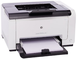 HP LaserJet Pro CP1025nw Drivers Download