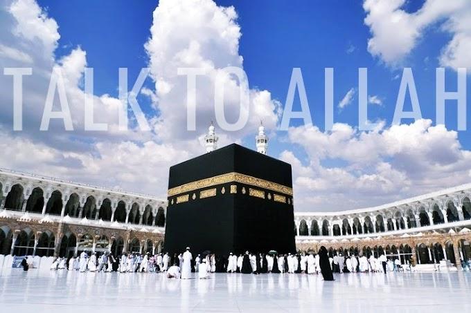 TALK TO ALLAH #3
