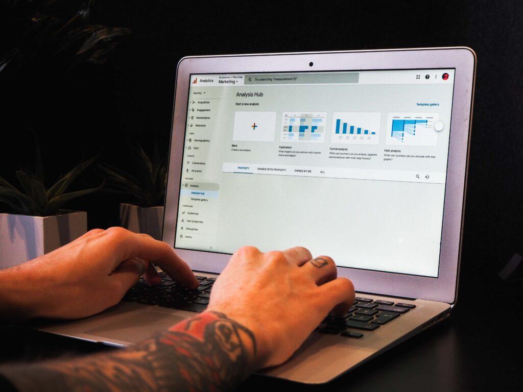 blog Google Analytics