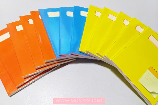 Star Notes, composition notebooks with cover, SM Department Store, SM Stationery,