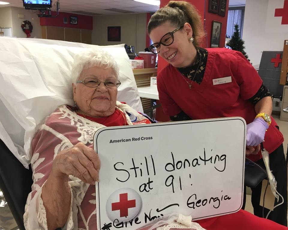 Image result for helpful people over blood donors