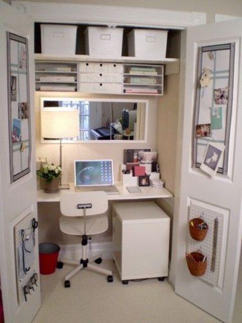 42 Ide Memanfaatkan Space Untuk Ruang Kerja Minimalis Rumahku Unik