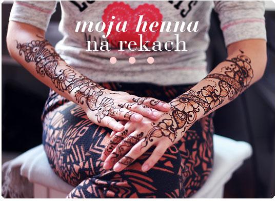 Alina Rose Blog Kosmetyczny Moja Henna Na Rękach Filmik Z