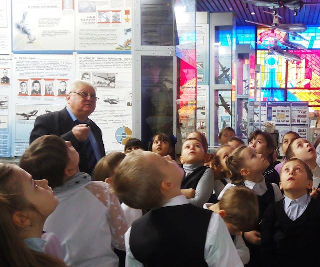 в Самарском музее Авиации и Космонавтики имени С. П. Королева