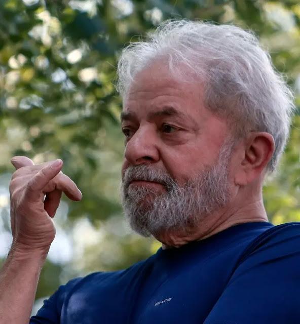 Lula não quer ser livre