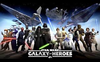 Star Wars™: Galaxy of Heroes Apk v0.5.149973 Mod