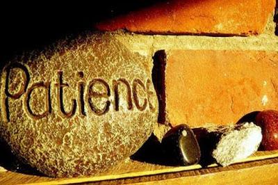 Pepatah penguat Kesabaran