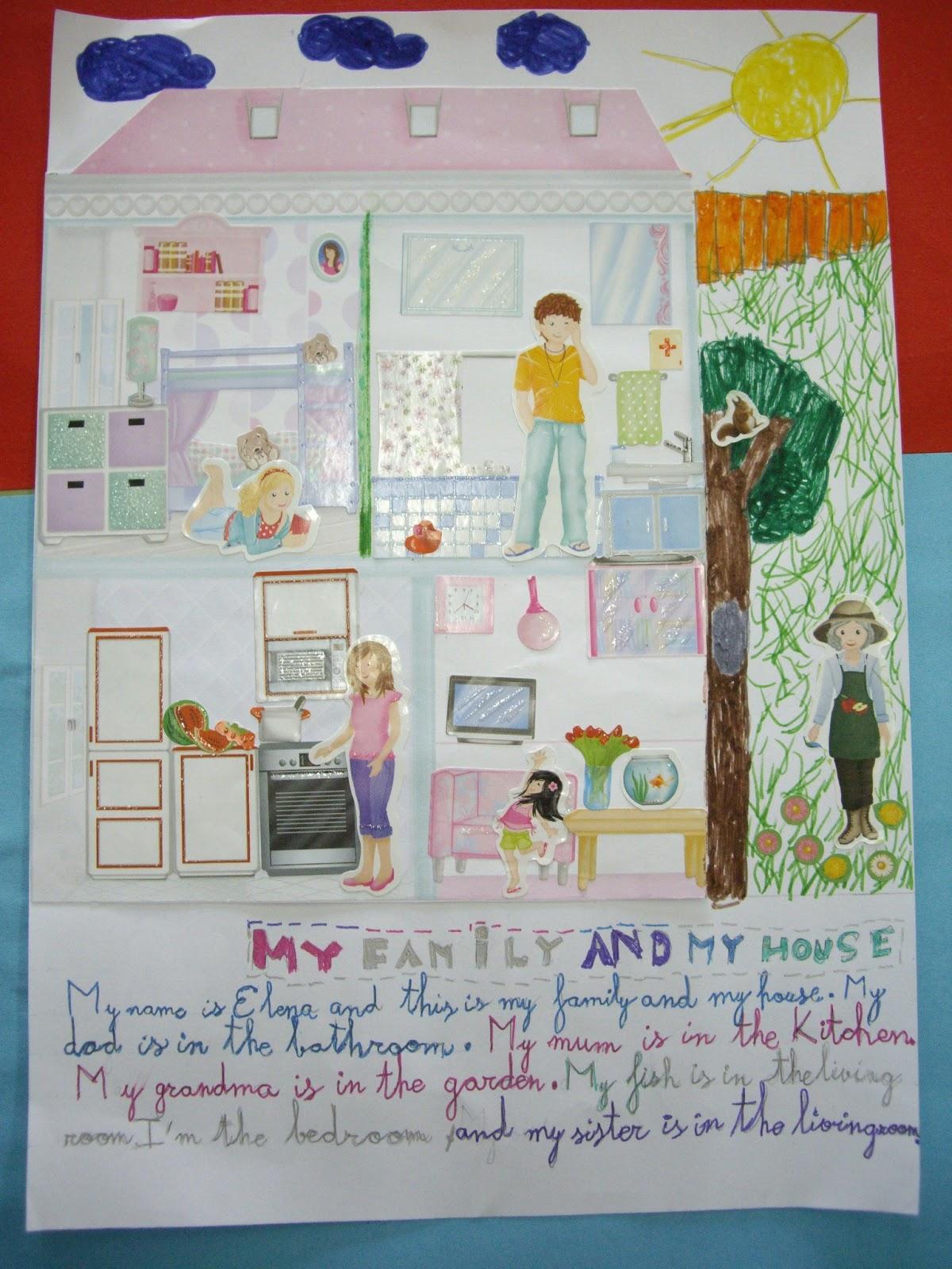 English Corner C P Escultor Vicente Ochoa 2nd Primary
