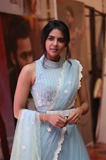 Kalyani Priyadarshan at Chitralahari Movie Pre Release Event