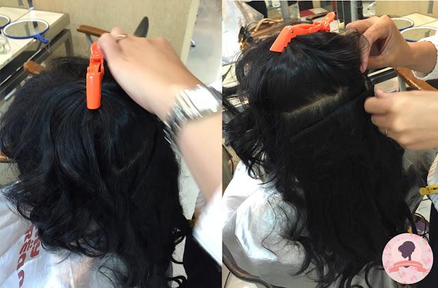Cara_Pasang_Hair_Clip_Voluxe_hair