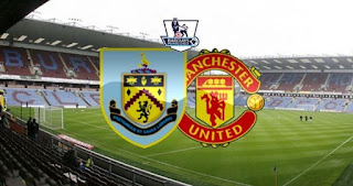 Susunan Pemain Burnley vs Manchester United