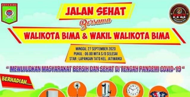 Minggu Pagi Besok, Pemuda Tato Gagas Kegiatan Jalan Sehat Bersama