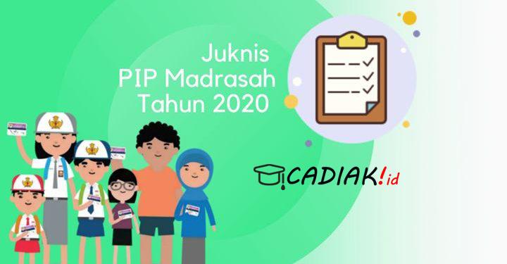Juknis Bos PIP Madrasah No. 967 tahun 2020 TERBARU