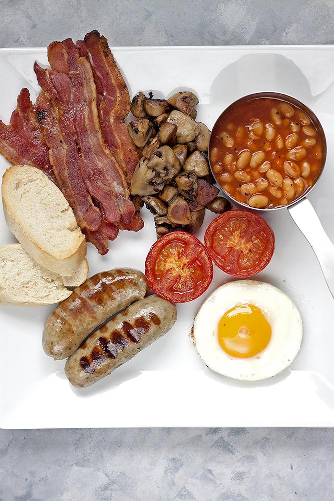 angielskie sniadanie jak zrobic