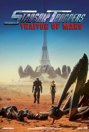 فيلم Starship Troopers: Traitor of Mars 2017 مترجم
