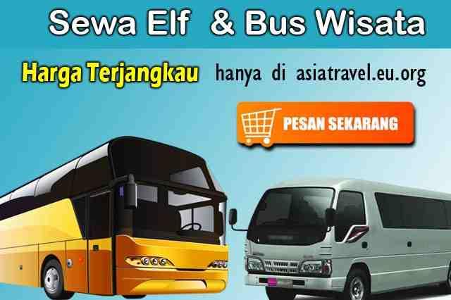 Sewa Elf Jakarta dan Bus Pariwisata
