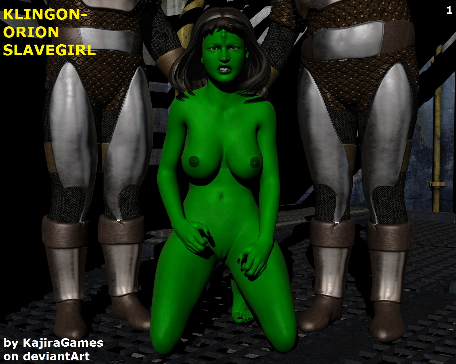 Orion slave girl fucking Prompt, where