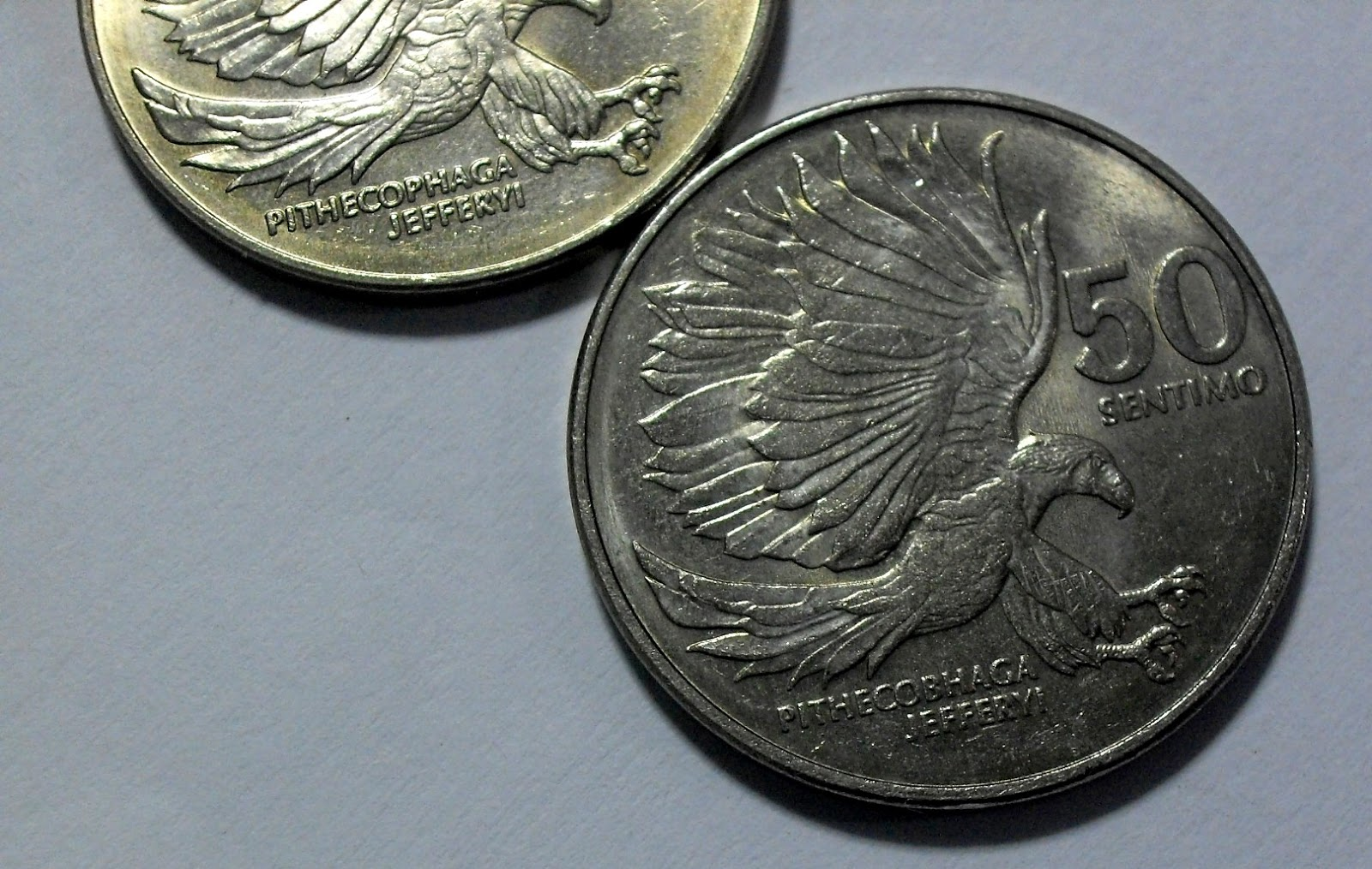 The cH@0+!c Yesterday: Coin Collection: Minting Error