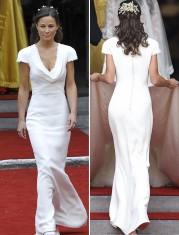65f3b08640 Patrón vestido de Pippa Middleton