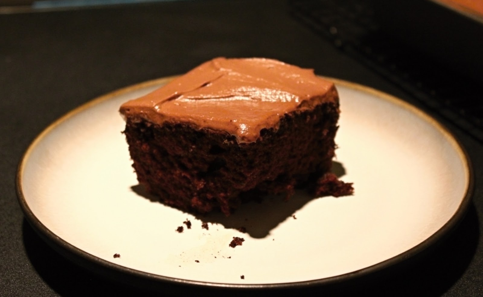 Bake Or Dare Moist Chocolate Cake