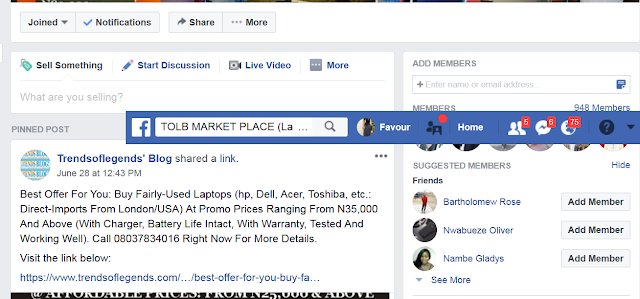 """How To Unhide """"Suggested Members"""" For A Facebook Group After"""