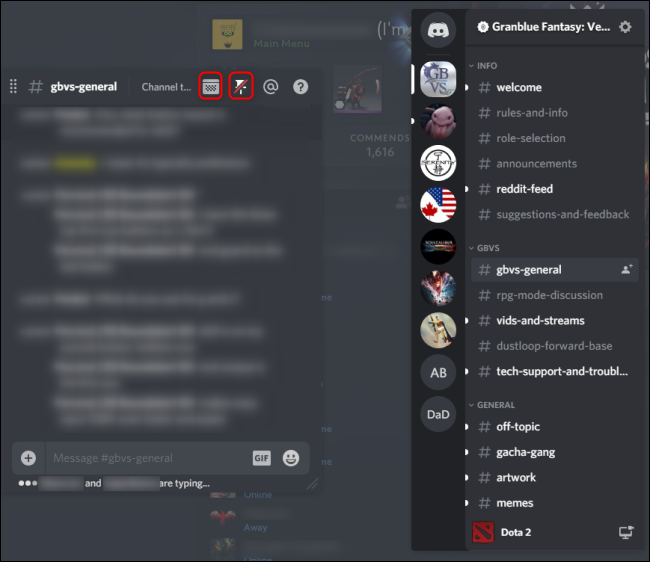 تراكب Discord In-Game
